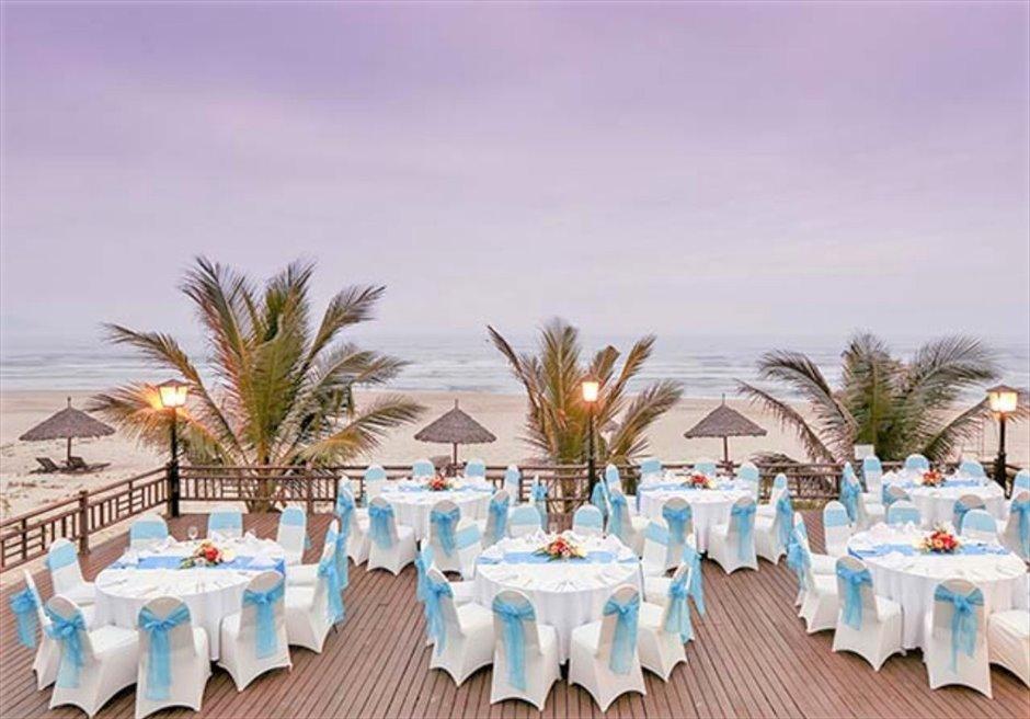 ベトナム・ウェディング センタラ・サンディ・ビーチ・リゾート ベトナム結婚式 ダナン挙式