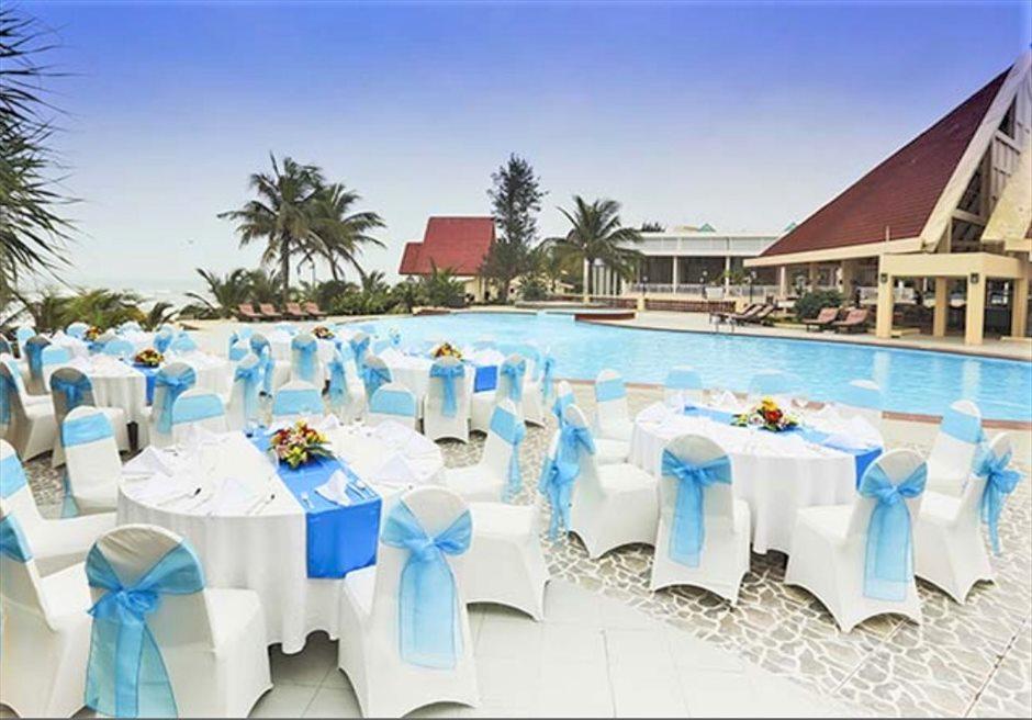 ダナン結婚式 ベトナム・結婚式 ベトナム・ウェディング センタラ・サンディ・ビーチ・リゾート