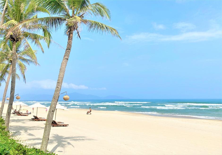 ダナンビーチのロケーション