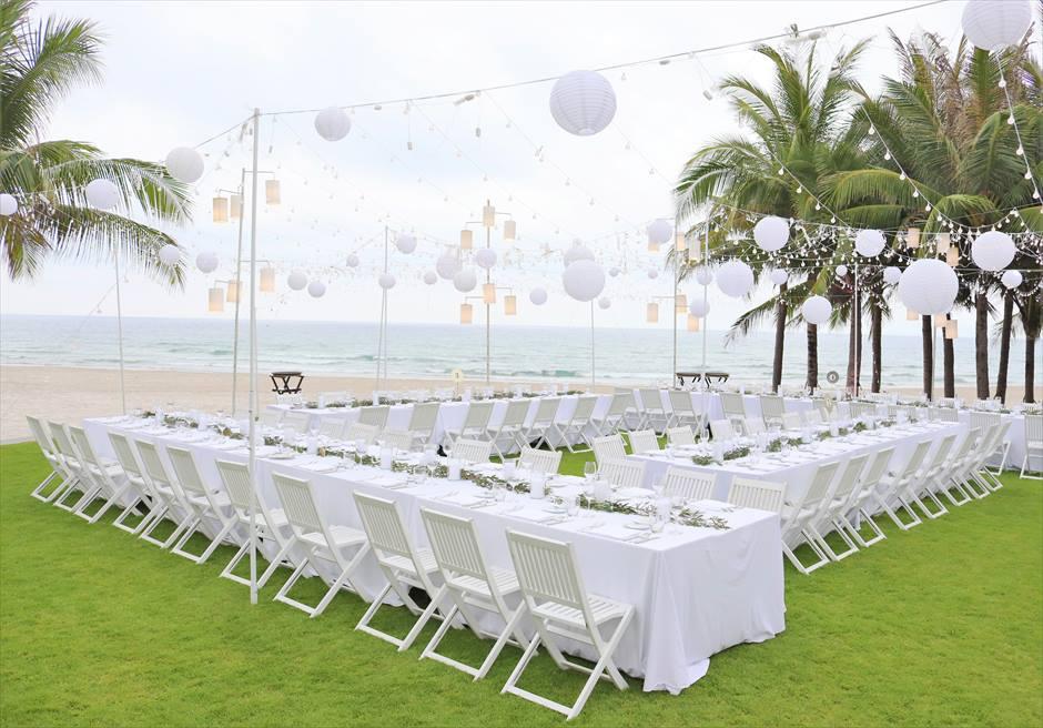 ベトナム・結婚式 ベトナム・ウェディング ハイアット・リージェンシー・ダナン ダナン結婚式