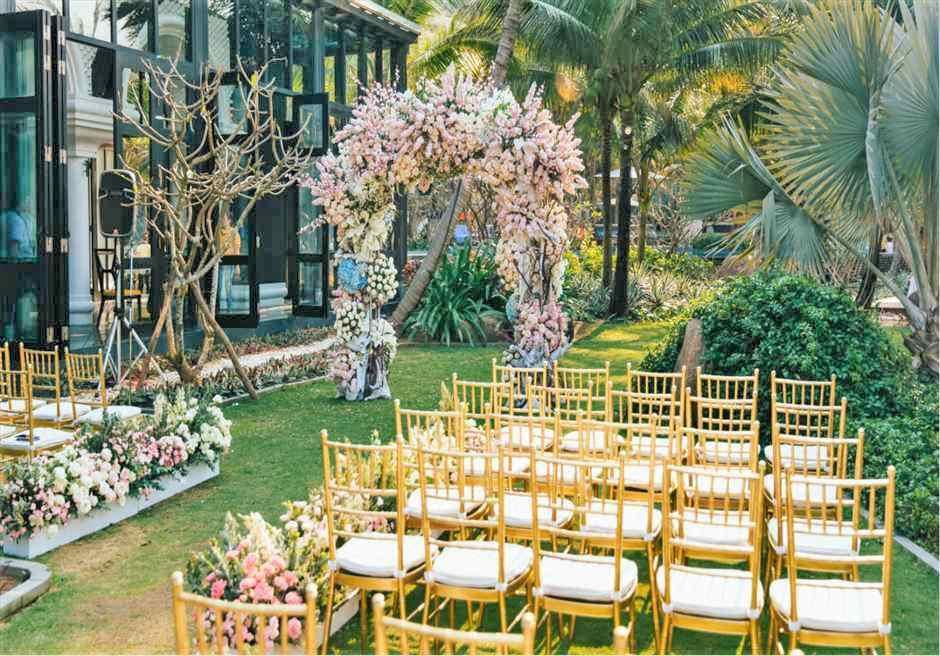 インターコンチネンタル・ダナン ベトナム挙式 ダナン結婚式 ダナンウェディング
