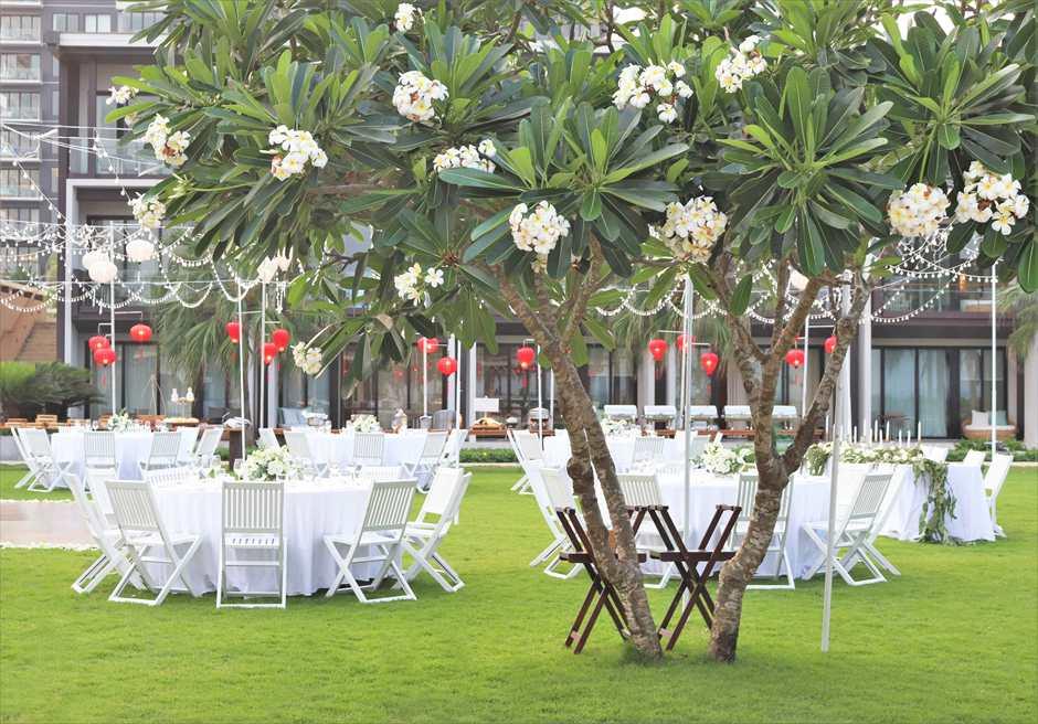 ベトナムウェディング ダナン・ウェディング ハイアット・リージェンシー・ダナン ベトナム結婚式