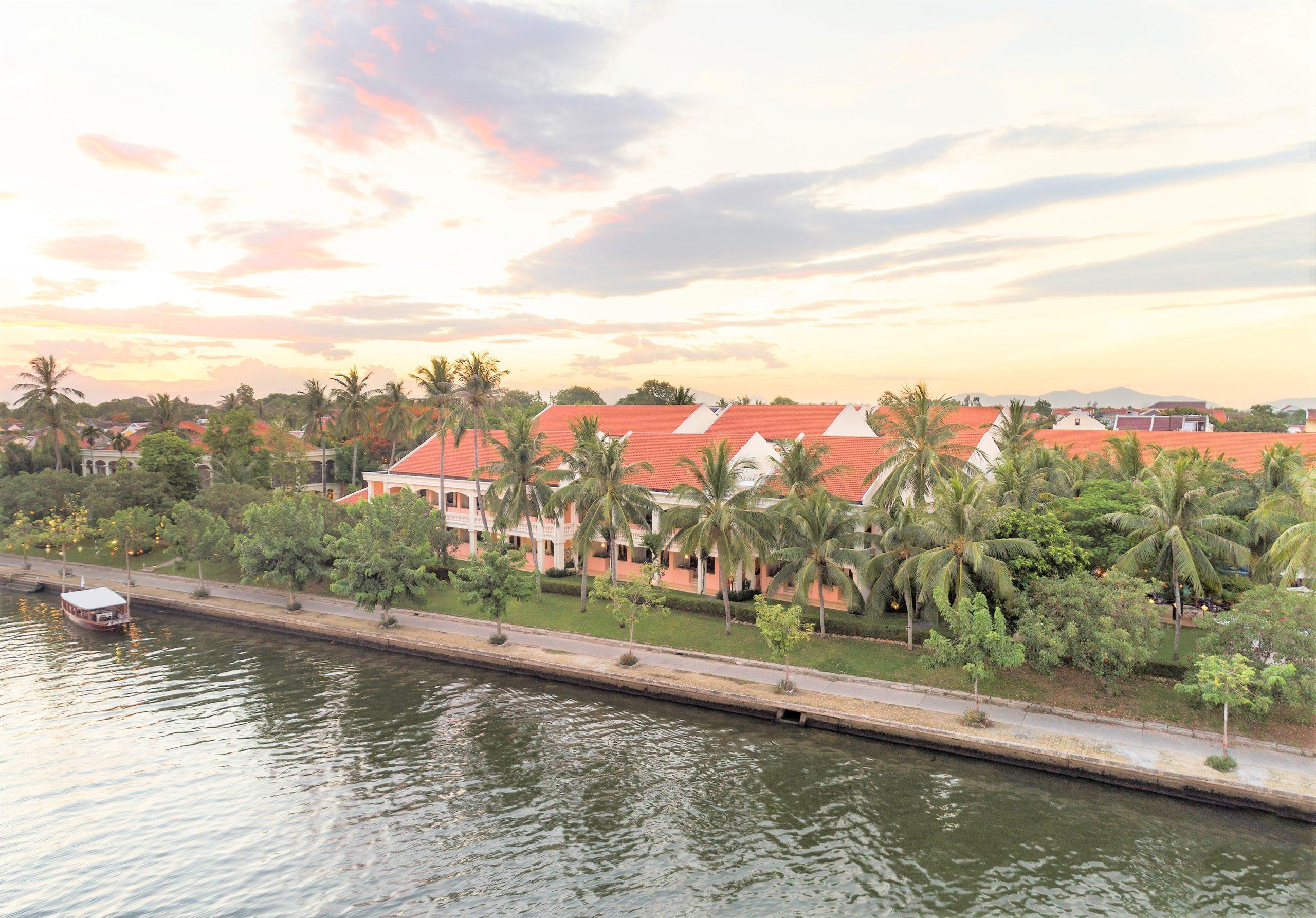 ベトナム・ウェディング アナンタラ・ホイ・アン・リゾート ベトナム挙式 ホイアン・ウェディング
