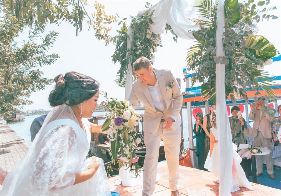 ベトナム結婚式 べトナム挙式 ダナンウェディング アナンタラ・ホイ・アン・リゾート