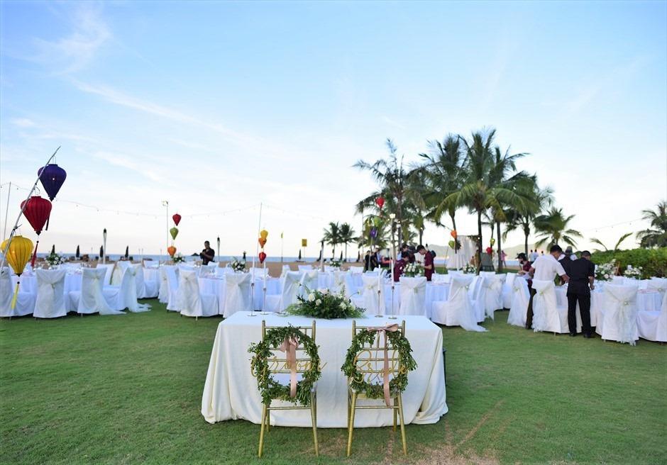 ベトナム結婚式 ダナン挙式 ベトナムウェディング アンサナ・ランコ―