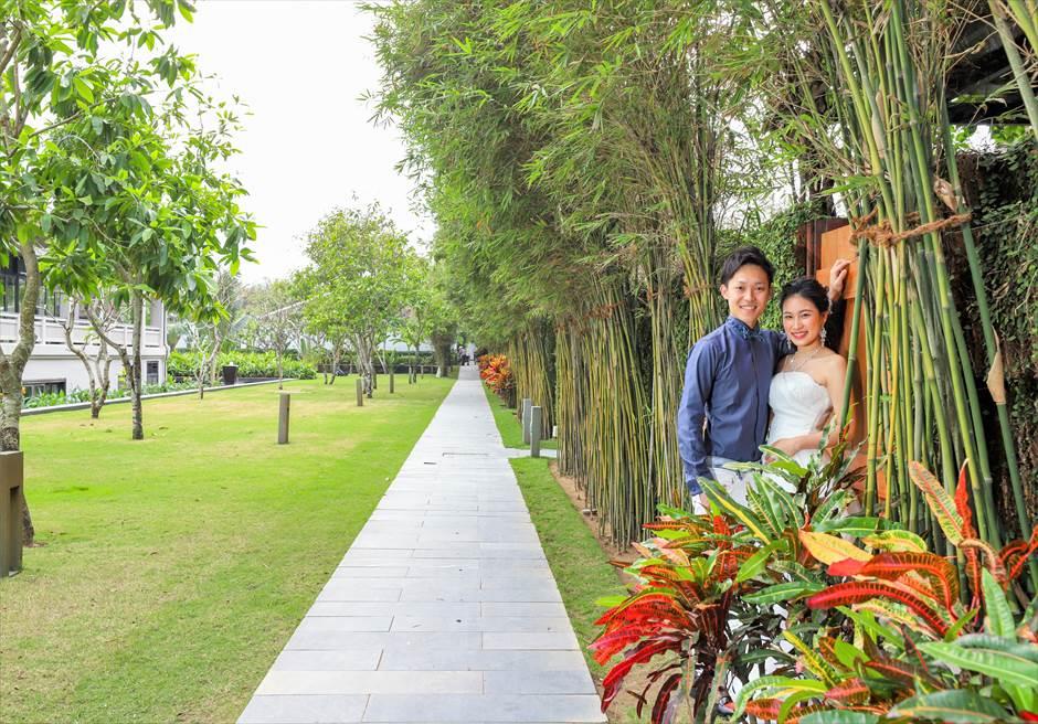 ダナン前撮り ベトナム後撮り ベトナム・フォトウェディング フュージョン・マイア・ダナン