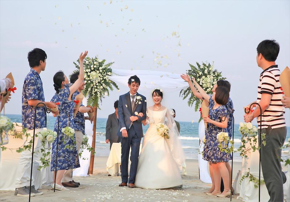 ダナン挙式 ダナン結婚式 ベトナムウェディング ナマン・リトリート・ダナン