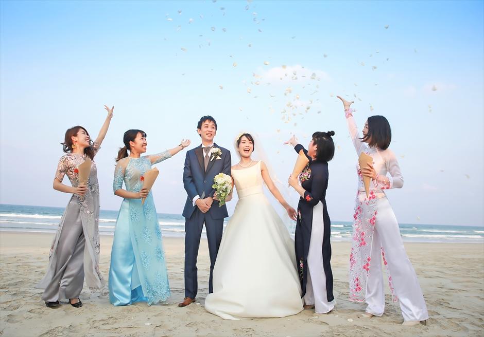 ベトナム結婚式 ナマン・リトリート・ダナン ベトナムウェディング ダナンウェディング
