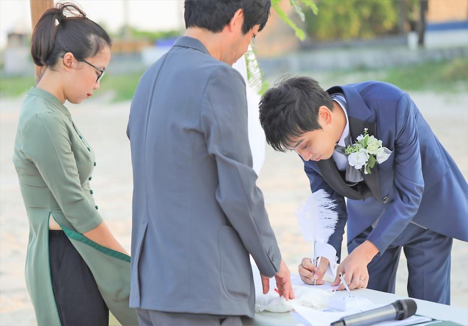 ベトナム・ウェディング ダナンウェディング ダナン結婚式