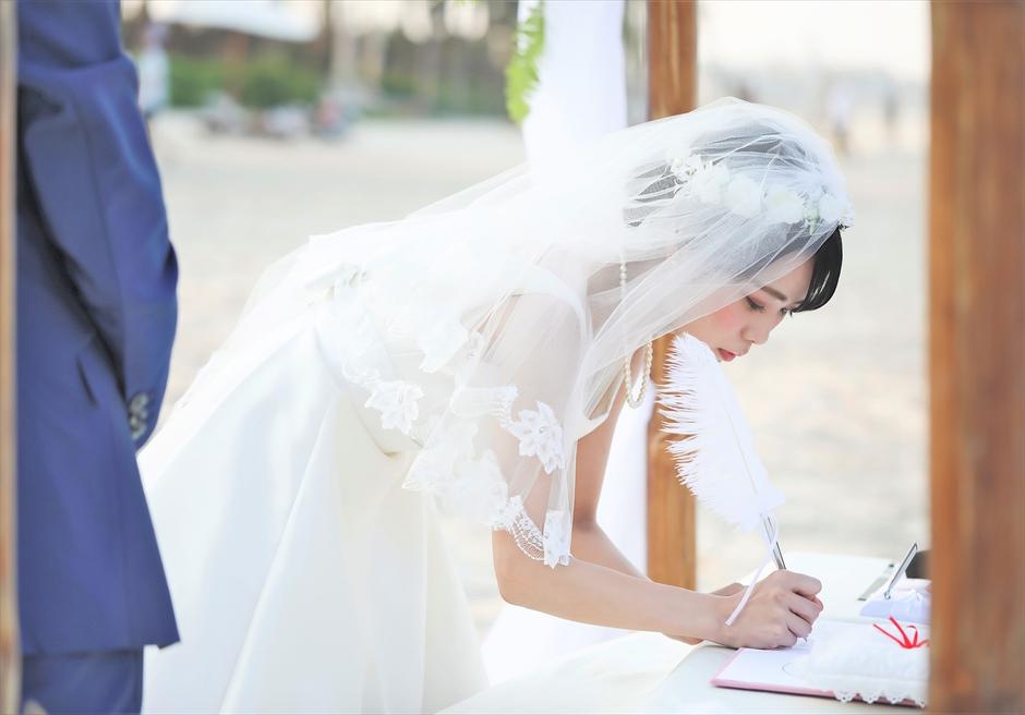 ベトナム結婚式 ダナンウェディング ダナン挙式 ナマン・リトリート・ダナン