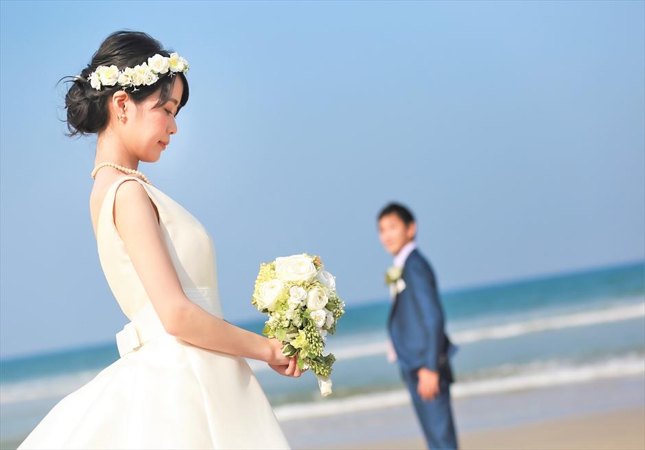 ベトナム結婚式 ベトナム・ビーチ挙式 ナマン・リトリート・ダナン ダナン・ウェディング
