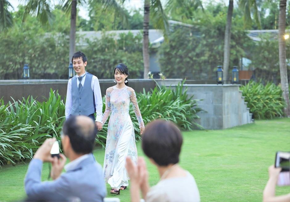 ベトナム結婚式 ナマン・リトリート・ダナン ベトナム・ウェディング ダナン・結婚式