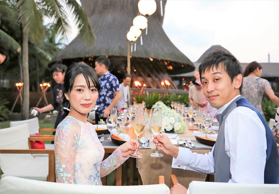 ナマン・リトリート・ダナン ダナン・フォトウェディング ダナン・ウェディングパーティー ベトナム結婚式