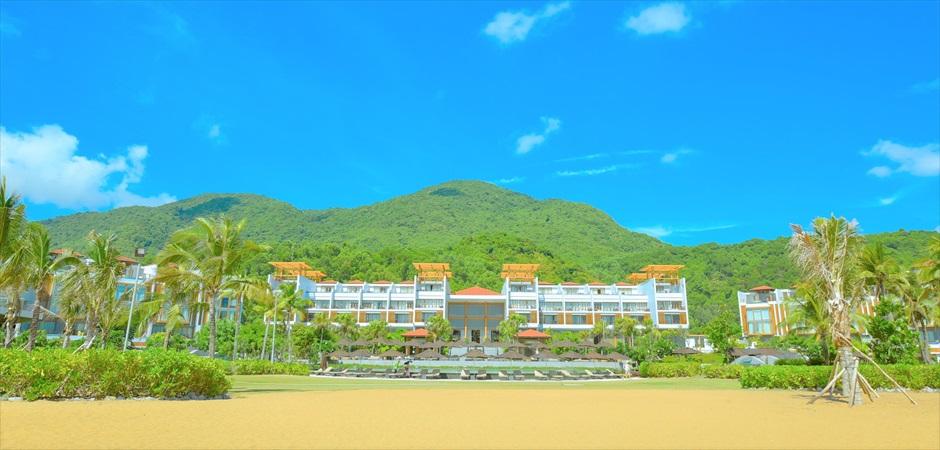 ベトナムの大自然を感じる大型有名リゾート