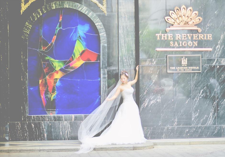 ザ・レヴェリー・サイゴン ベトナムウェディング ベトナム結婚式 ホーチミン・ウェディング