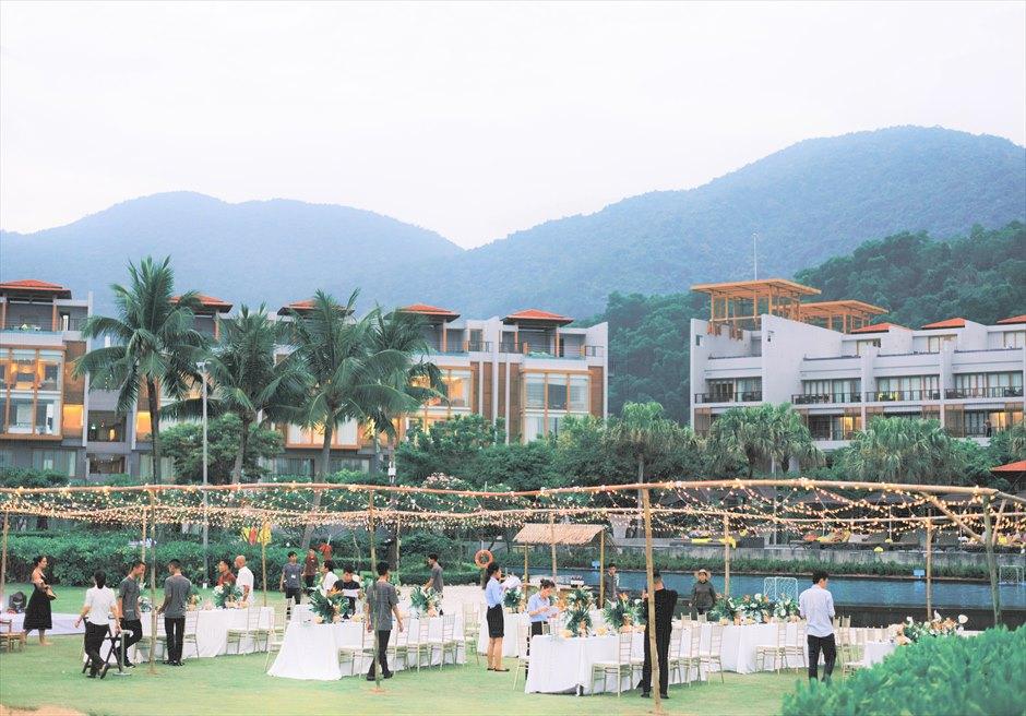 アンサナ・ランコ― アンサナ・ウェディング ランコ―・ウェディング ベトナム・ウェディング