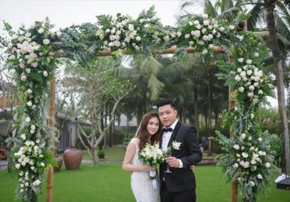 ベトナム結婚式 ダナンウェディング ベトナムウェディング ナマン・リトリート・ダナン