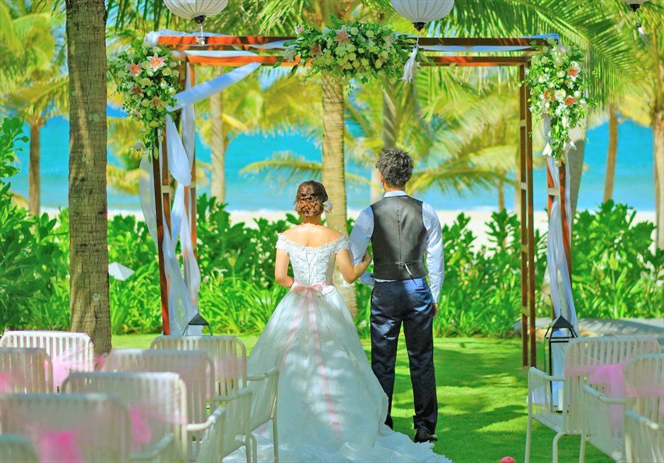 プレミア・ヴィレッジ・ダナン・リゾート ベトナム挙式 ダナンウェディング ダナン結婚式 ダナン・フォトウェディング