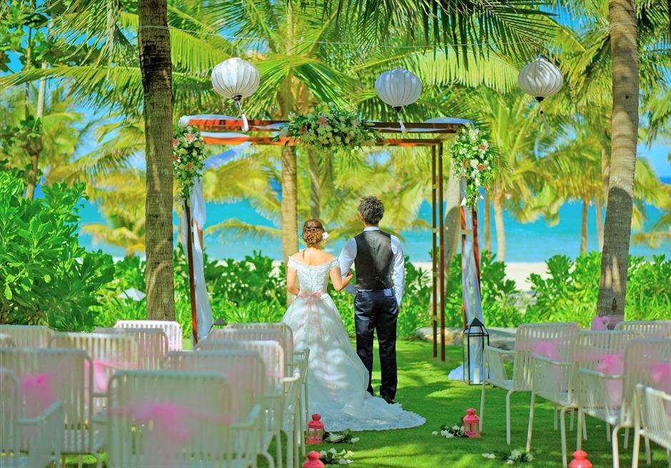 プレミア・ヴィレッジ・ダナン・リゾート ベトナム結婚式 ベトナムウェディング ベトナム・ガーデンウェディング