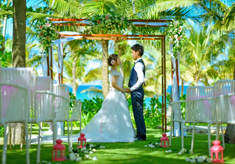 ダナン結婚式 ダナン・挙式 ダナン・ガーデン挙式 プレミア・ヴィレッジ・ダナン・リゾート