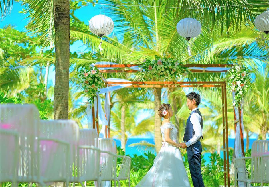 ベトナムウェディング ダナンウェディング プレミア・ヴィレッジ・ダナン・リゾート ベトナム結婚式