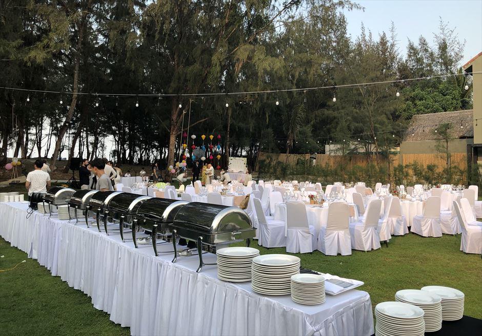 アンバンビーチ・結婚式 アンバンビーチ・パーティー ソル・アンバン ソル・アンバン・パーティー