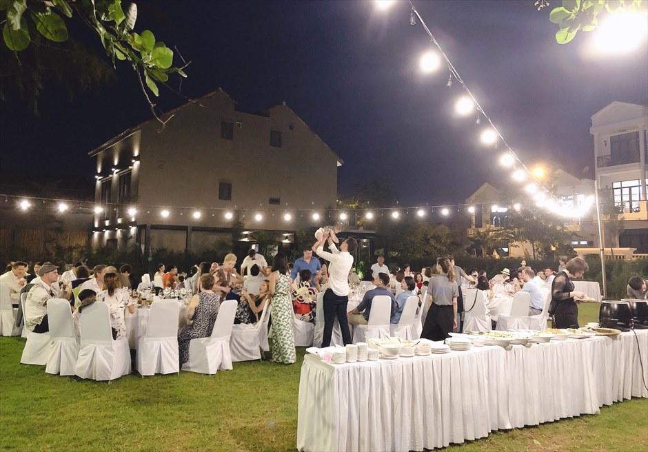 アンバンビーチ ベトナムウェディング ベトナム結婚式 ソル・アンバン