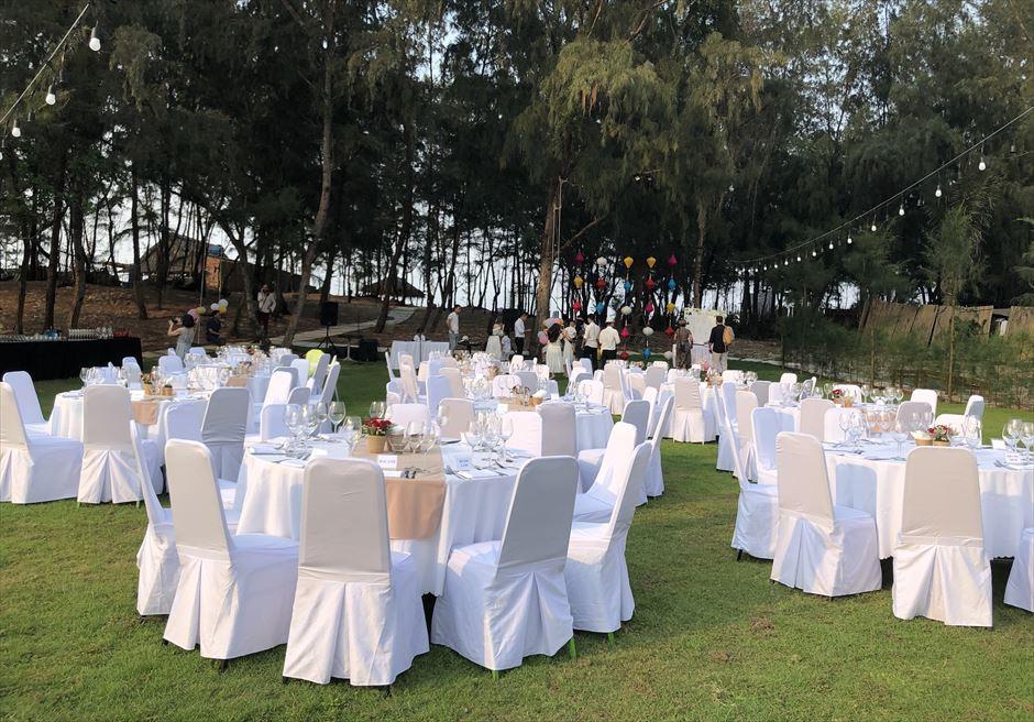 ソル・アンバン アンバン・パーティー ソル・アンバン・ウェディングパーティー ベトナム・結婚式