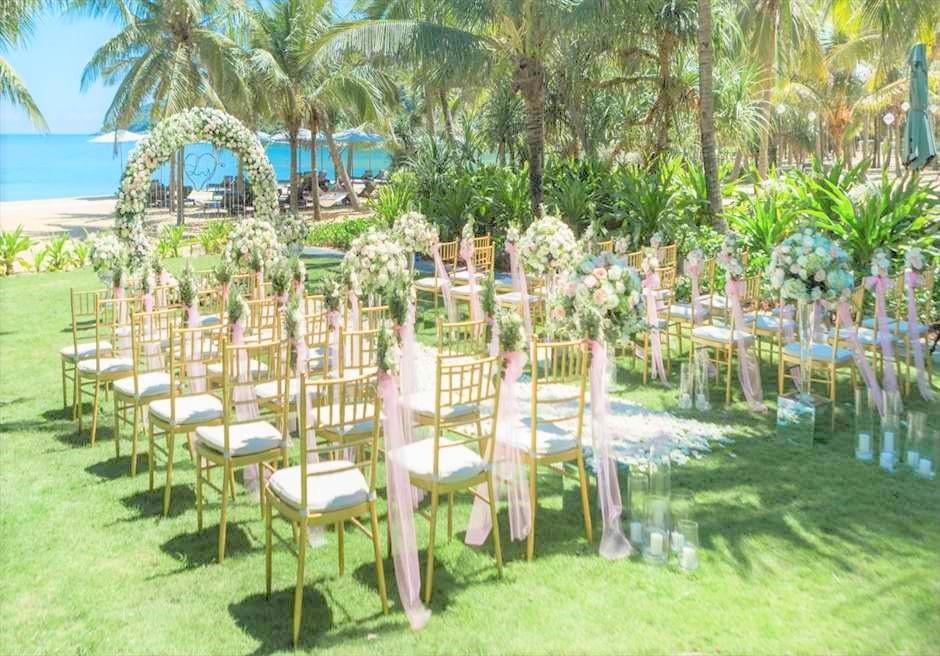 インターコンチネンタル・ダナン ベトナム結婚式 ベトナム・ウェディング ベトナム挙式